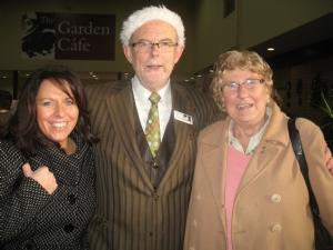 Una , Peter and Elizabeth