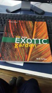 The New Exotic Garden...