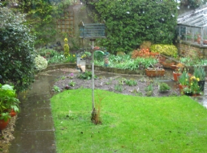 Today's garden visiting ...
