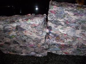 Paper logs