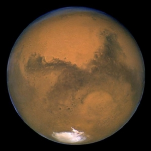 Mars (Taken from the web)