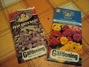 Tonights seeds