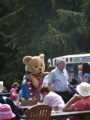 Teddy Bears' Picnic at Bloom