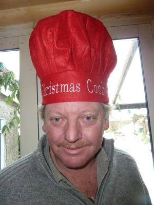 Look what Santa brought for Steve (hee hee)