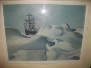 Ernest Shackleton's 'Endurance'