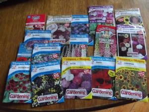 A few seeds