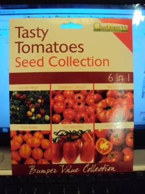 New Tomato Seeds