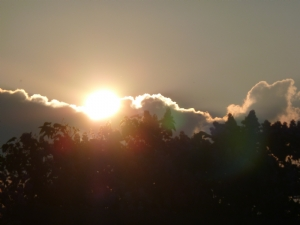 Santry Sunset