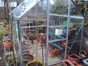 Greenhouse manoeuvre!