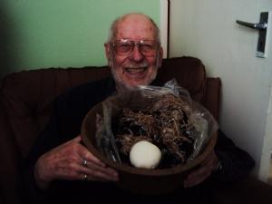 Dad's Prize Mushroom  :)