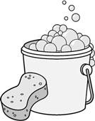 Sweatin' buckets!
