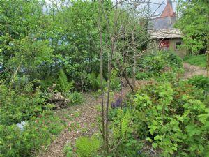 Yeats' Secret Garden