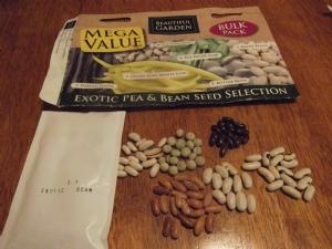 Pea & Bean selection