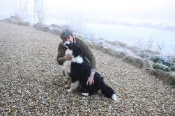 One Man and His Dog Reunited.