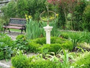 Terry Smith's Garden, June 2003