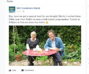 Gardener's World Tonight.