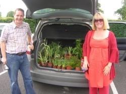 Head Gardener (Bill) & Rachel