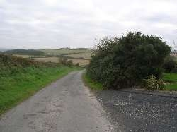 Before - Ditch, Autumn 2009