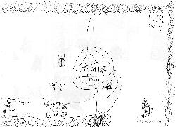 Joshua's Map of my Garden