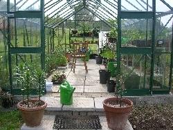 Greenhouse Emptying