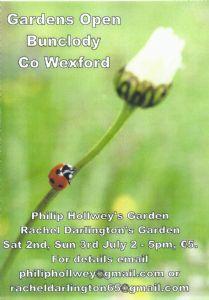 Wexford Gardens Open Day