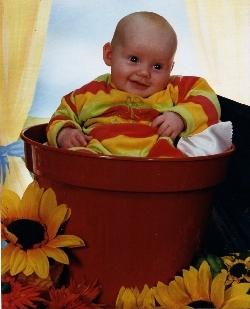 Sam, April 2002