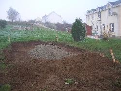 Greenhouse Base Dug