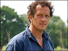 The great Monty Don