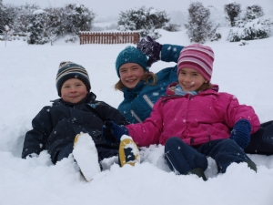 Snow More!